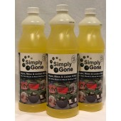 Simply Gone 3 x 1 ltr bottles - Domestic Use (each bottle covers upto 100m²)